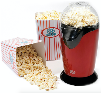 argos popcorn