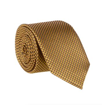 mustard tie