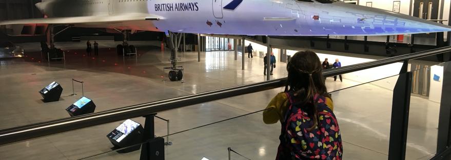 Concorde nina