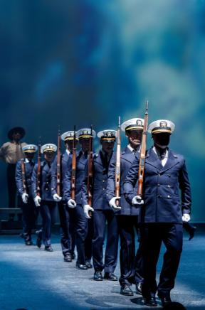 Officer lineup