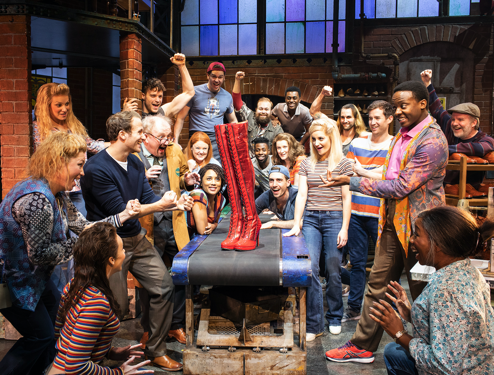 factory kinky boots