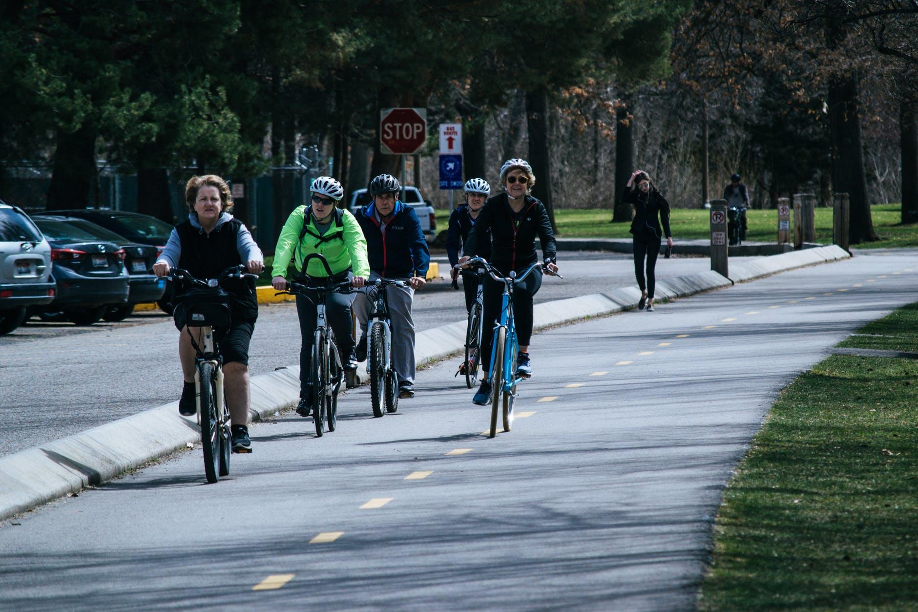 community cycling